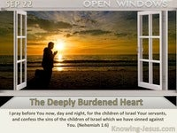 The Deeply Burdened Heart